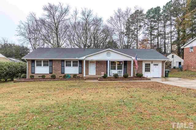 1409 Spring Drive, Garner, NC 27529 (#2357209) :: Real Estate By Design
