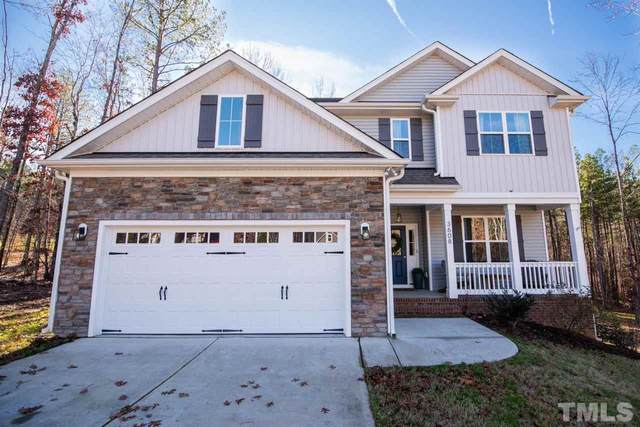3608 Pine Needles Drive, Wake Forest, NC 27587 (MLS #2357302) :: On Point Realty