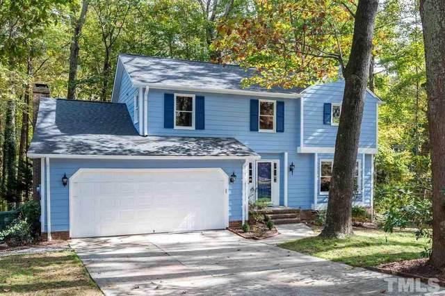 1107 Ashford Lane, Cary, NC 27511 (#2357310) :: Dogwood Properties
