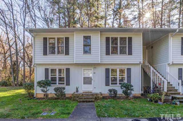 121 Westview Drive #45, Carrboro, NC 27510 (#2357321) :: Classic Carolina Realty