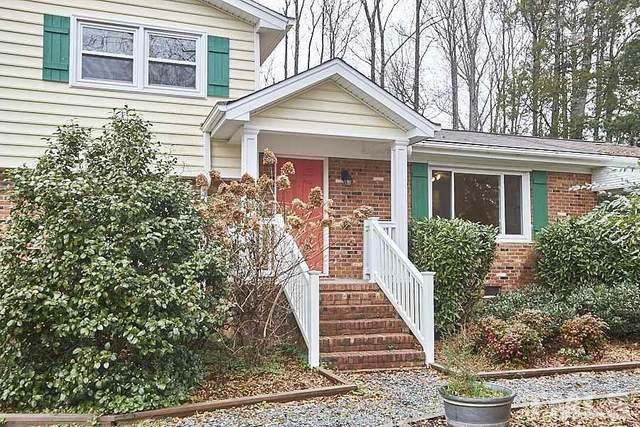 616 Hollyridge Drive, Durham, NC 27712 (#2357381) :: Raleigh Cary Realty
