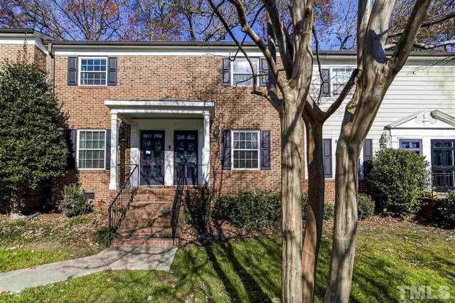 3907 Browning Place #3907, Raleigh, NC 27609 (#2357417) :: Marti Hampton Team brokered by eXp Realty