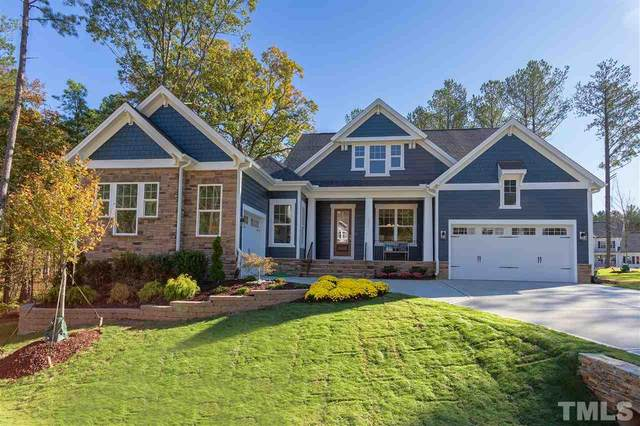 TBD Deer Mountain Road, Pittsboro, NC 27312 (#2357423) :: The Jim Allen Group
