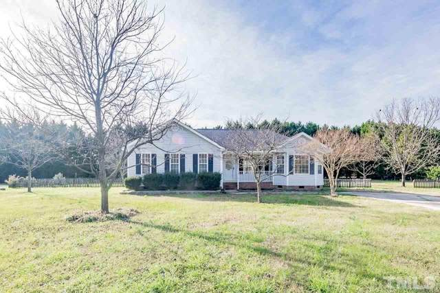 230 Cornwall Court, Youngsville, NC 27596 (MLS #2357441) :: On Point Realty
