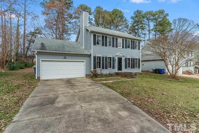 6400 Cape Charles Drive, Raleigh, NC 27617 (#2357467) :: Choice Residential Real Estate