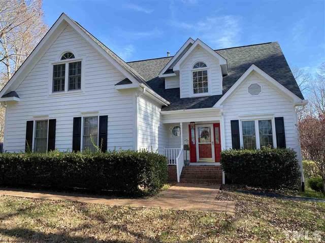 7912 Debenham Drive, Wake Forest, NC 27587 (#2357514) :: Real Properties