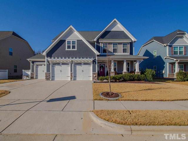549 Silverliner Drive, Knightdale, NC 27545 (MLS #2357596) :: On Point Realty