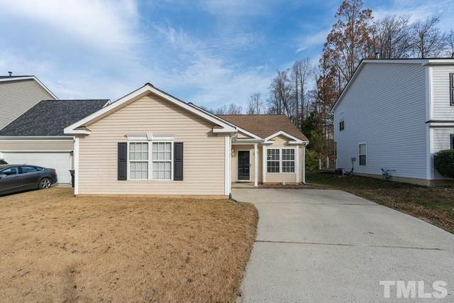 309 Homestead Park Drive, Apex, NC 27502 (MLS #2357628) :: On Point Realty