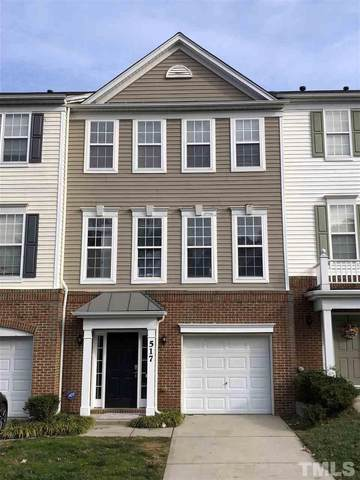 517 Ruby Walk Drive, Morrisville, NC 27560 (#2357632) :: Marti Hampton Team brokered by eXp Realty