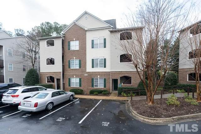 7022 Sandy Forks Road #201, Raleigh, NC 27615 (#2357685) :: Real Estate By Design