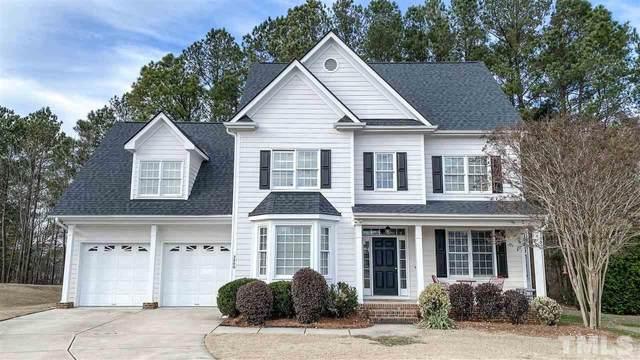 2800 Oak Bridge Drive, Raleigh, NC 27610 (#2357691) :: Saye Triangle Realty