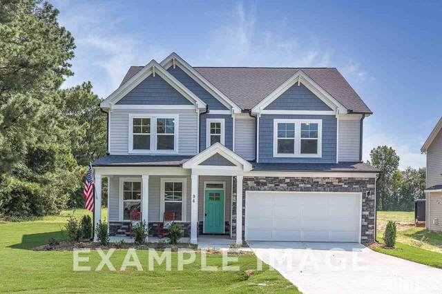 284 Badger Pass Drive Lot 137 (Chestn, Clayton, NC 27527 (#2357720) :: The Jim Allen Group