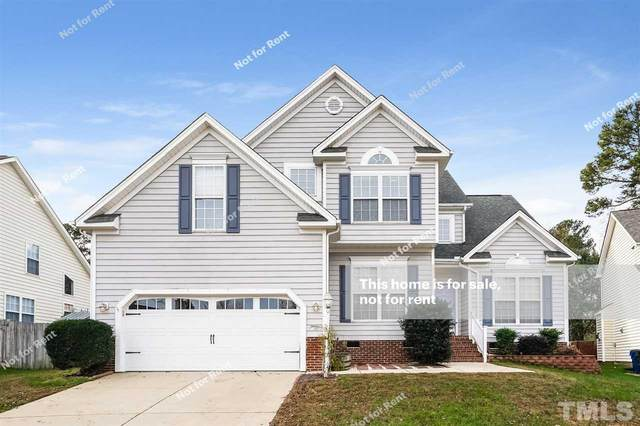 2408 Buckwater Court, Raleigh, NC 27615 (#2357845) :: Raleigh Cary Realty