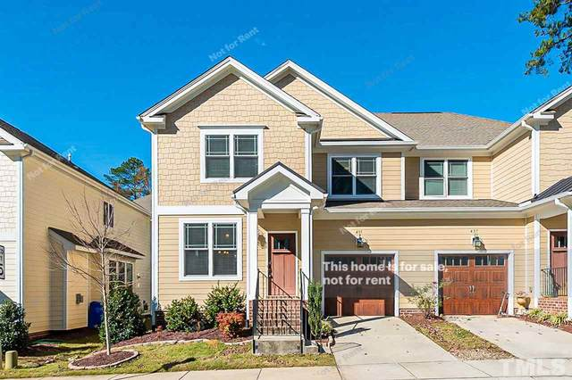 435 Lena Circle, Chapel Hill, NC 27516 (MLS #2357859) :: On Point Realty