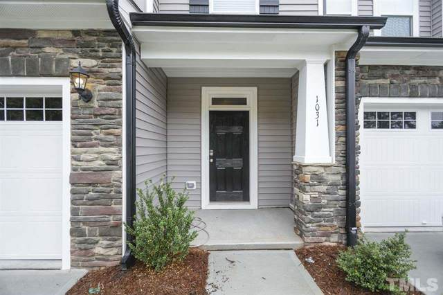 1107 Arbor Edge Lane #36, Durham, NC 27703 (#2357864) :: Raleigh Cary Realty