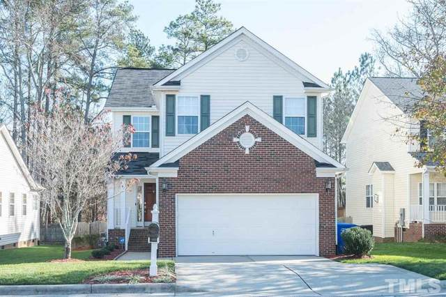 119 Christine Court, Chapel Hill, NC 27516 (#2358000) :: Marti Hampton Team brokered by eXp Realty