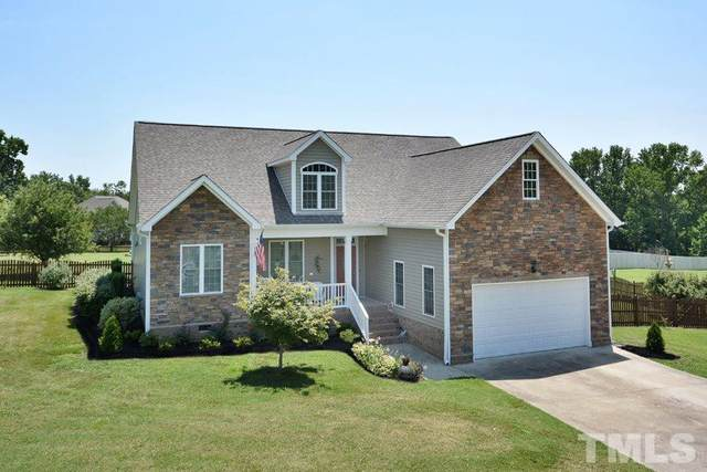 1044 Heather Lane, Wake Forest, NC 27587 (#2358025) :: Saye Triangle Realty