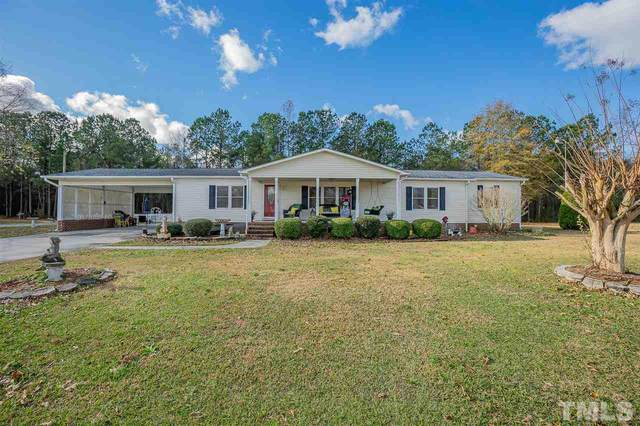 106 Walters Drive, Goldsboro, NC 27534 (#2358086) :: Triangle Just Listed