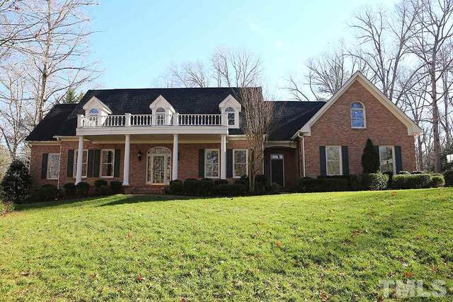 1209 Westerham Drive, Wake Forest, NC 27587 (MLS #2358100) :: On Point Realty