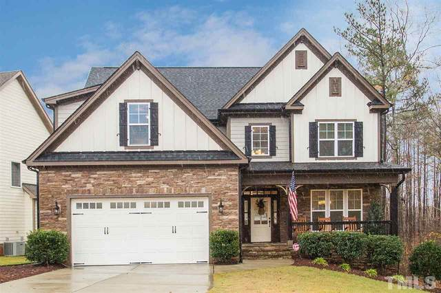 201 Palermo Court, Apex, NC 27539 (MLS #2358108) :: On Point Realty