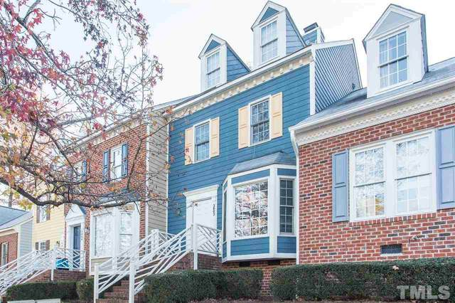 2802 Bedfordshire Court, Raleigh, NC 27604 (MLS #2358210) :: On Point Realty
