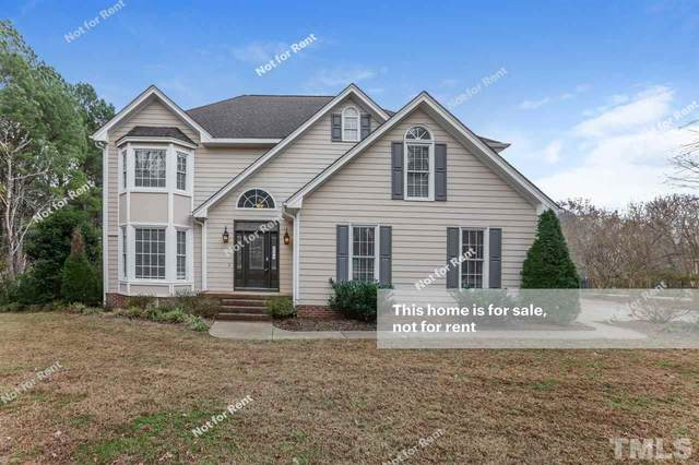 7640 Thompson Mill Road, Wake Forest, NC 27587 (#2358258) :: Saye Triangle Realty