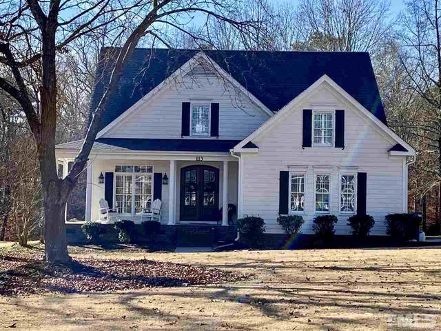 113 Claire Drive, Clayton, NC 27520 (#2358325) :: The Rodney Carroll Team with Hometowne Realty