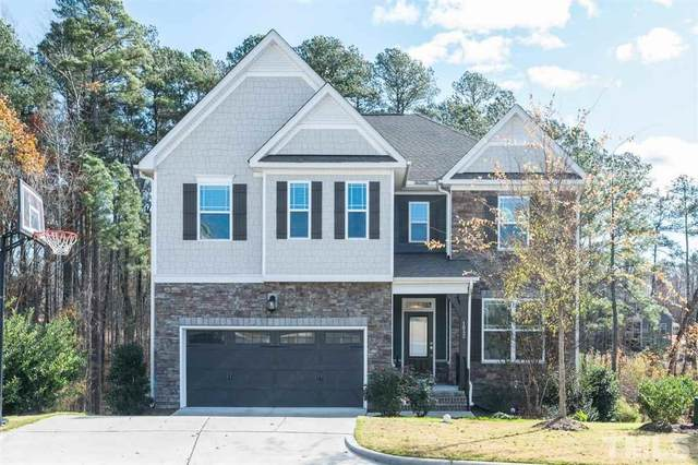 1652 Pantego Trail, Cary, NC 27519 (MLS #2358327) :: On Point Realty