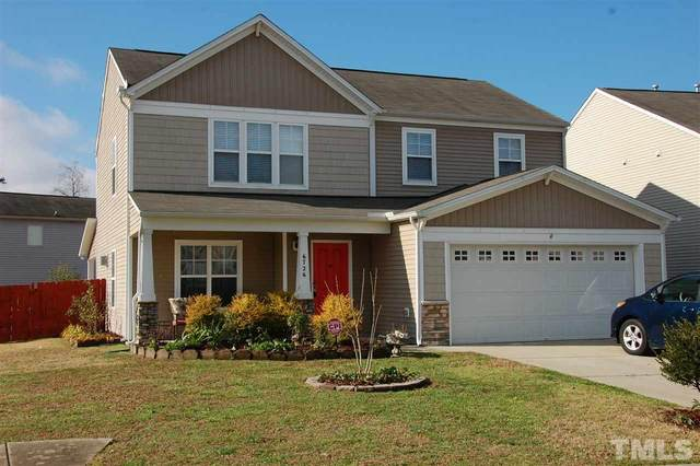6726 Harter Court, Raleigh, NC 27610 (MLS #2358342) :: On Point Realty