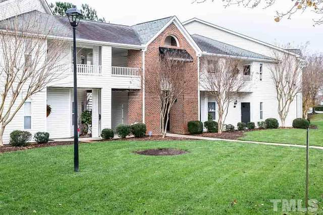 2100 Breezeway Drive #203, Raleigh, NC 27614 (#2358405) :: The Jim Allen Group