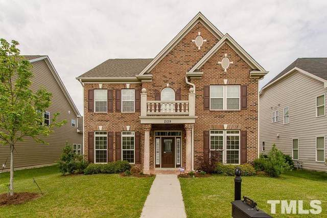 2129 Glade Valley Lane, Morrisville, NC 27560 (#2358453) :: Raleigh Cary Realty