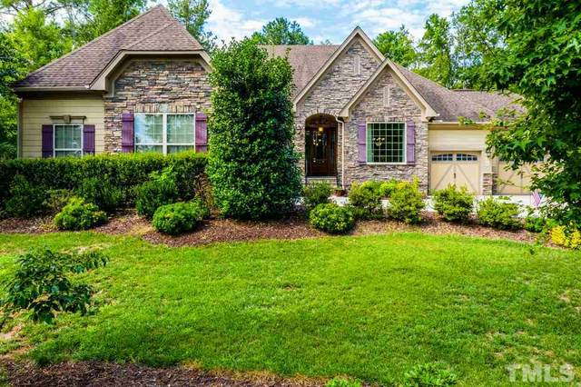 7317 Incline Drive, Wake Forest, NC 27587 (#2358456) :: RE/MAX Real Estate Service