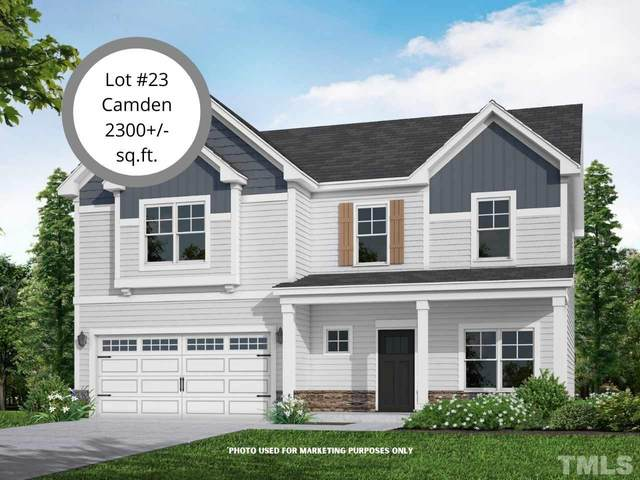 101 Linda Lou Lane, Angier, NC 27501 (#2358475) :: Triangle Just Listed