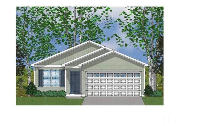 54 Shady Creek Trail #38, Garner, NC 27529 (#2358507) :: Real Properties