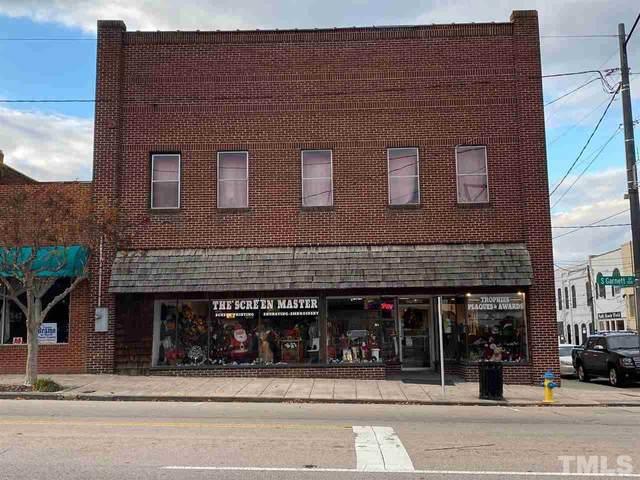 100 S Garnett Street, Henderson, NC 27536 (#2358559) :: Real Estate By Design