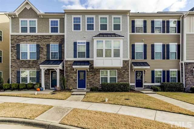 1013 Tender Drive, Apex, NC 27502 (#2358632) :: RE/MAX Real Estate Service