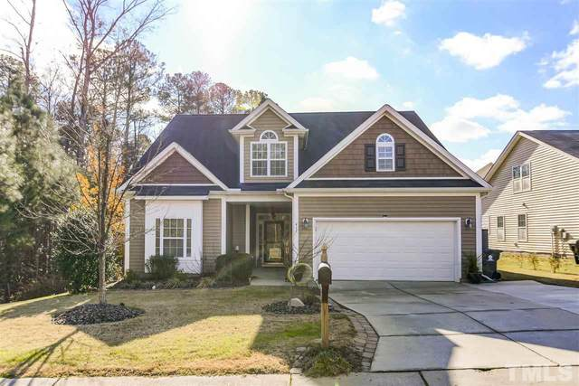 417 Braxman Lane, Holly Springs, NC 27540 (#2358635) :: Real Estate By Design