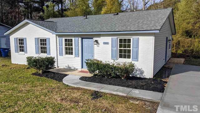 1201 Hazelnut Drive, Raleigh, NC 27610 (#2358717) :: The Rodney Carroll Team with Hometowne Realty
