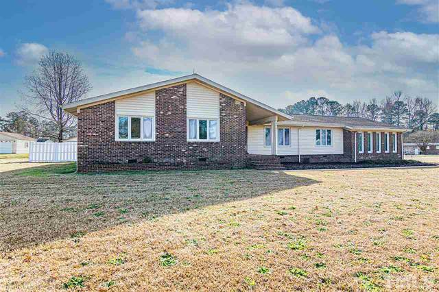 201 Waters Circle, Goldsboro, NC 27534 (#2358727) :: Triangle Just Listed