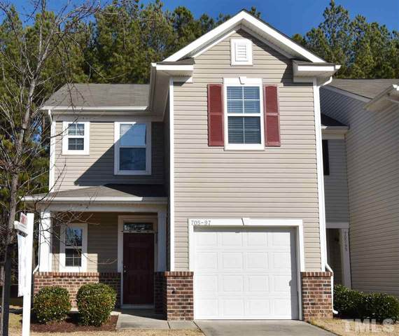 705 Keystone Park Drive #97, Morrisville, NC 27560 (MLS #2358785) :: On Point Realty
