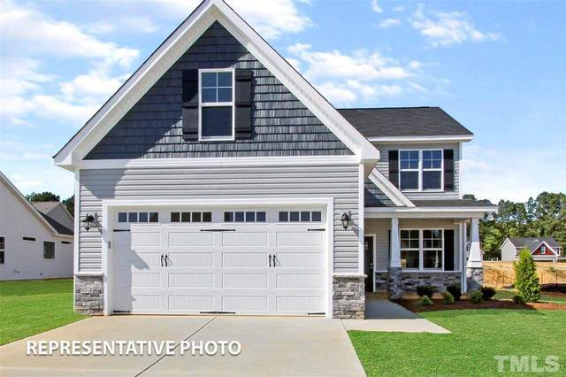 77 Waxflower Drive, Smithfield, NC 27577 (#2358887) :: Real Estate By Design