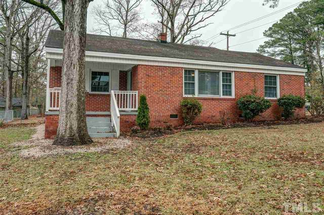 1928 Beverly Road, Rocky Mount, NC 27801 (#2358931) :: Real Estate By Design