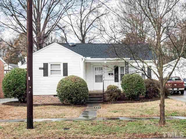 403 E Club Boulevard, Durham, NC 27704 (#2358958) :: Dogwood Properties