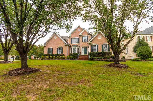 9312 Naples Court, Raleigh, NC 27617 (#2359005) :: Rachel Kendall Team