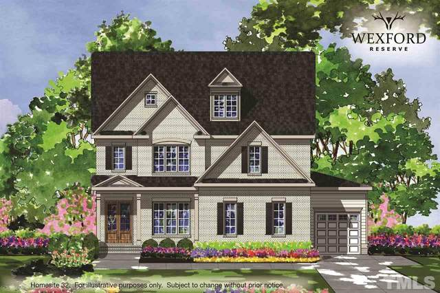 2948 Wexford Pond Way, Wake Forest, NC 27587 (#2359015) :: Spotlight Realty
