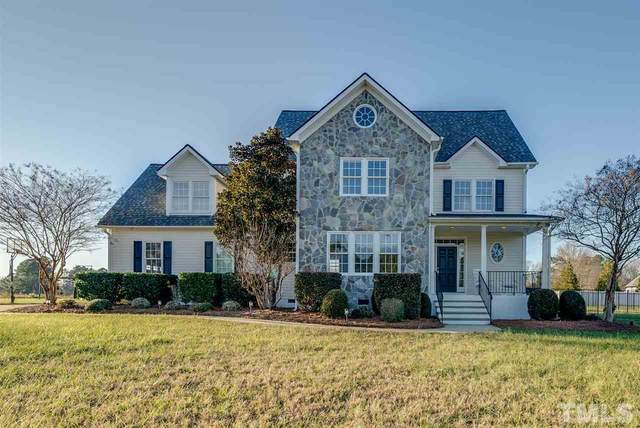 660 Mitchell Store Road, Youngsville, NC 27596 (MLS #2359037) :: On Point Realty