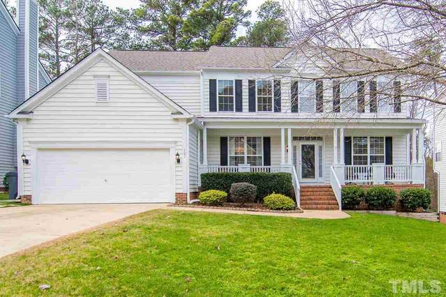 707 Hillsford Lane, Apex, NC 27502 (#2359052) :: Real Estate By Design