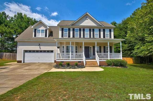 166 Bee Lane, Clayton, NC 27520 (MLS #2359070) :: On Point Realty