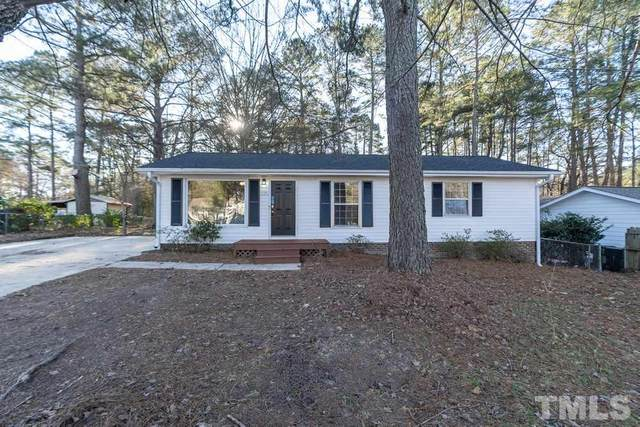 325 Faison Drive, Knightdale, NC 27545 (#2359102) :: Saye Triangle Realty