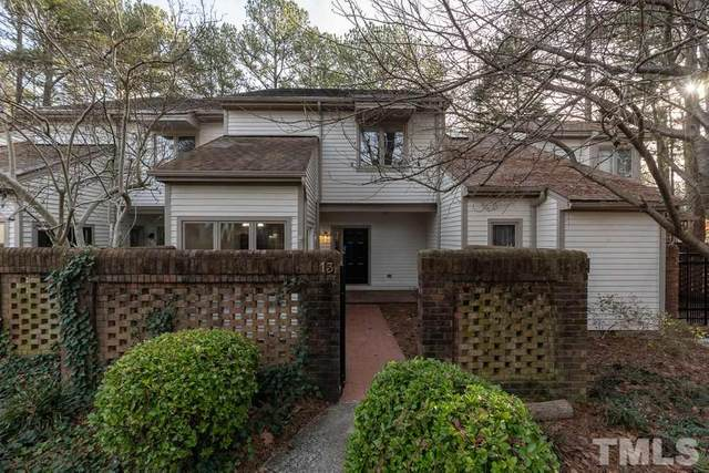 13 Bloomsbury Court, Chapel Hill, NC 27517 (#2359104) :: Rachel Kendall Team